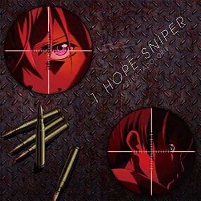 Azusa Tadokoro – 1HOPE SNIPER (Single) TRICKSTER -Edogawa Ranpo- ED