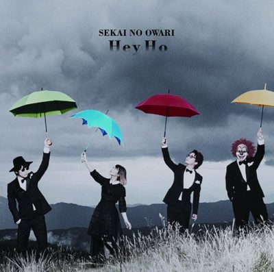 SEKAI NO OWARI – Hey Ho (Single)