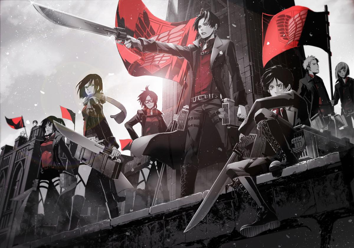 Shingeki no Kyojin (Attack on Titan) (OST) (Music Collection) (FLAC)