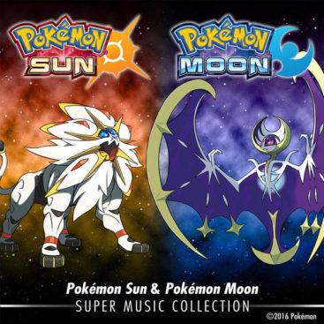 Pokémon Sun & Pokémon Moon: Super Music Collection