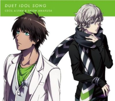 Utapri Maji LOVE Legend Star Duet Idol Song Cecil & Shion