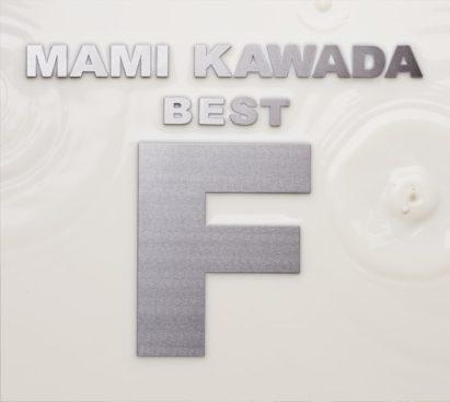 """MAMI KAWADA BEST """"F"""" [4CDs]"""