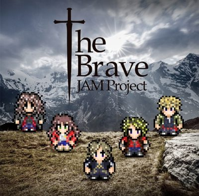 JAM Project – The Brave (Single)
