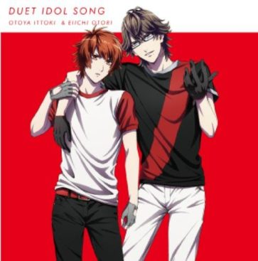 Utapri Maji LOVE Legend Star Duet Idol Song Otoya & Eiichi