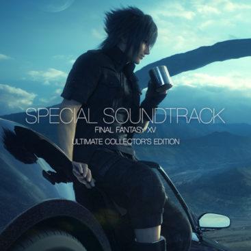 FINAL FANTASY XV SPECIAL SOUNDTRACK COLLECTORS EDITION + Drama CD
