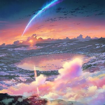 RADWIMPS – Kimi no Na wa. English edition