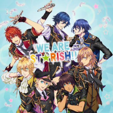 Utapri Maji Love Legend Star WE ARE ST☆RISH!! (Live size)