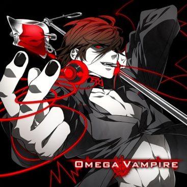 "Omega Vampire Original Soundtrack ""BLOOD.WAV"""