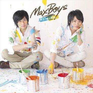 MaxBoys – Tabidatsu Kimi no Yokogao ni (Single)