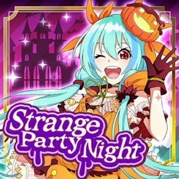 Band Yarouze! : Cure²tron – Strange Party Night (Single)