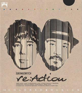 SukimaSwitch – re:Action (Album)