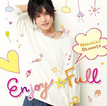 Nobuhiko Okamoto – Enjoy Full (Mini Album)