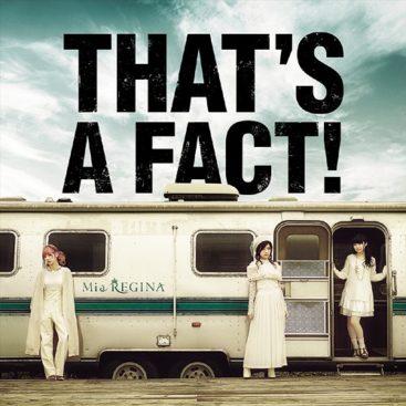 Mia REGINA – That's A Fact! (1st Album)