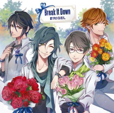TSUKICRO: Break It Down / Rui Tomo Rigel & Regulus (Single)