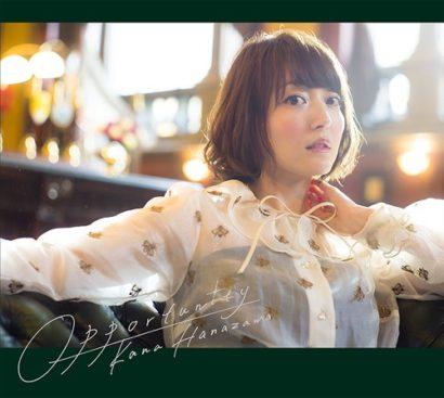 Kana Hanazawa – Opportunity (4th Album)