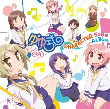 YUYUSHIKI OVA Character Song Album