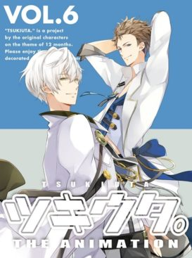 Tsukiuta. The Animation Bonus CD Vol.6 (Endings Collection)