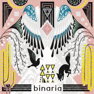 Binaria (Nagi Yanagi,Annabel) – Tsudzuri 綴 (Mini Album)