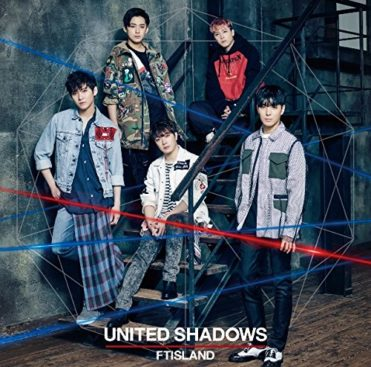 FTISLAND – UNITED SHADOWS (7th Album)