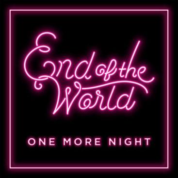 SEKAI NO OWARI – One More Night (Digital Single)