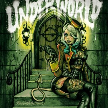 VAMPS – UNDERWORLD (5th Album)