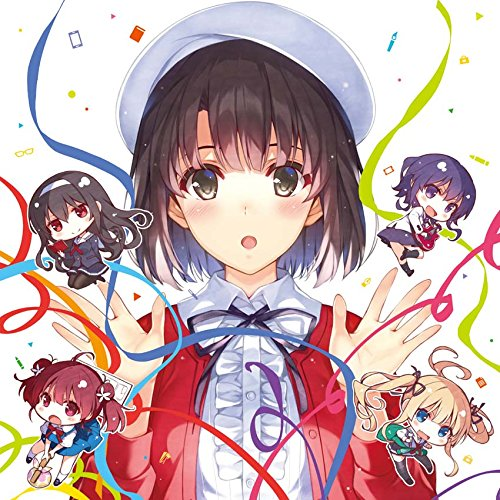 Saenai heroine no sodate-kata Character Song Collection