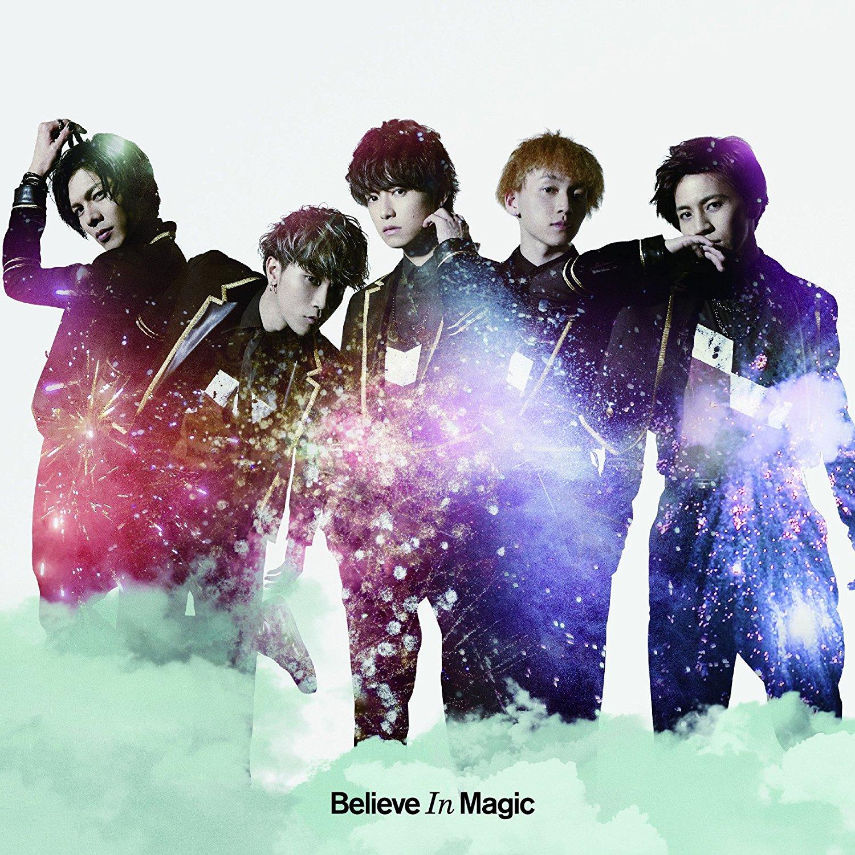Ryoga - Believe In Magic (Single) Yu-Gi-Oh! VRAINS ED