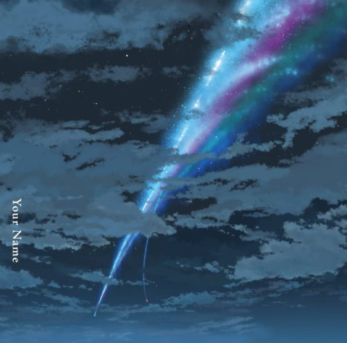[TOP 5] Kimi no Na wa. Original Soundtrack / RADWIMPS