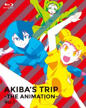 AKIBA'S TRIP THE ANIMATION ORIGINAL SOUND TRACK Download width=