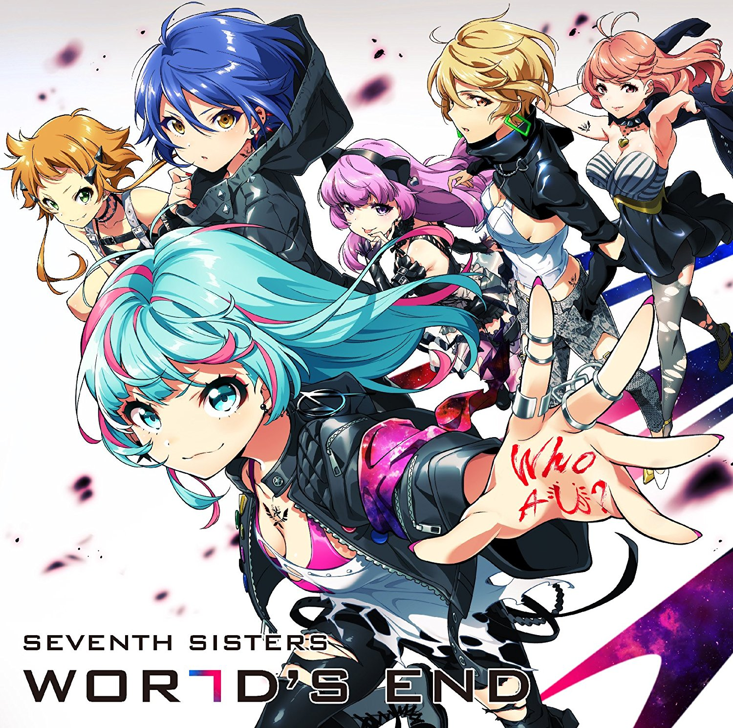 Tokyo 7th Sisters : WORLD'S END – Seventh Sisters