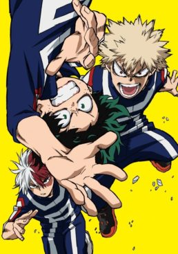 Boku no Hero Academia 2nd Original Drama CD 1 - Hikarinoakariost