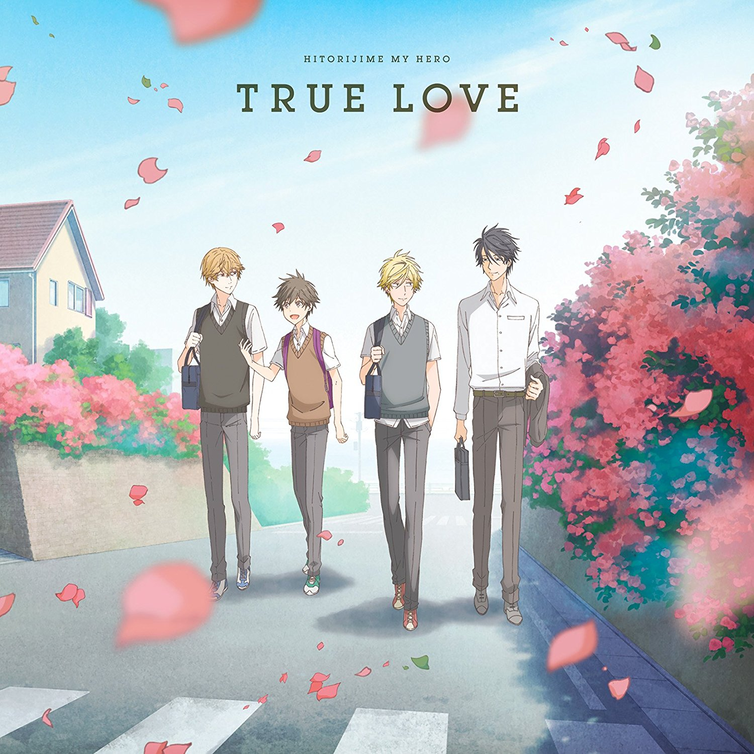 [TOP4] Hitorijime My Hero ED : TRUE LOVE