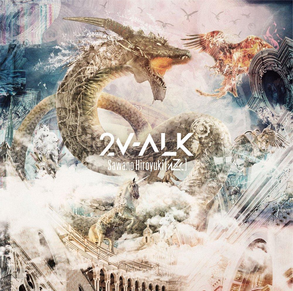 SawanoHiroyuki[nZk] – 2V-ALK (2nd Album)