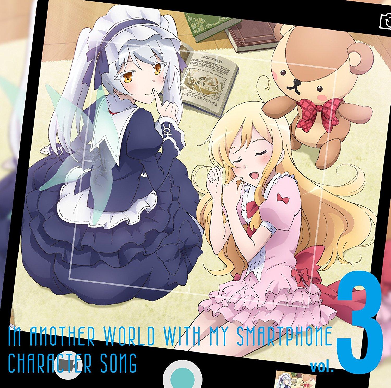 Isekai wa Smartphone to Tomo ni. Character Song vol.3