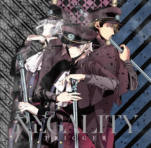 [TOP3] IDOLiSH7: TRIGGER – REGALITY