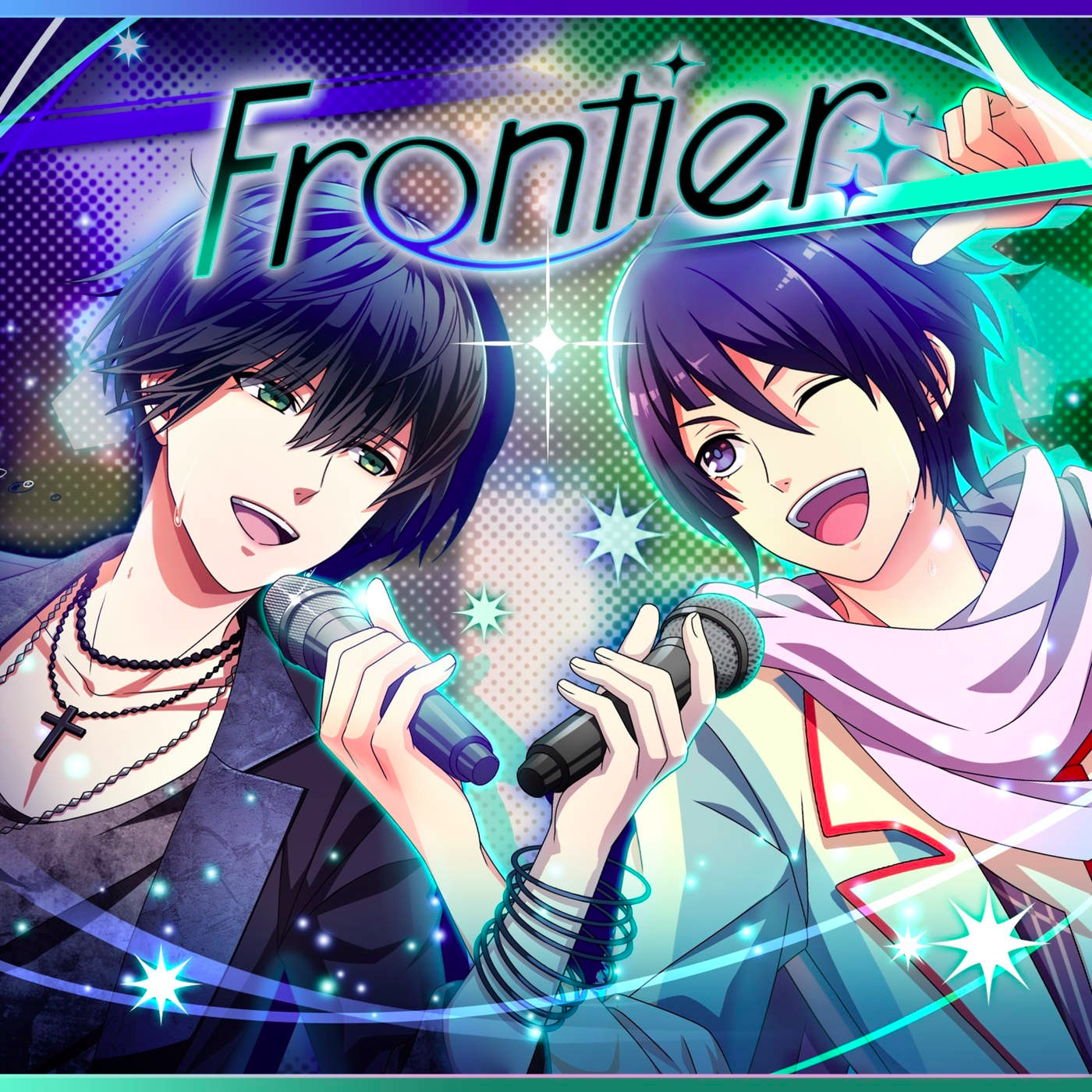 Band Yarouze! : OSIRIS & Fairy April – Frontier