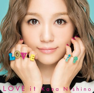 Resultado de imagem para Kana Nishino love it