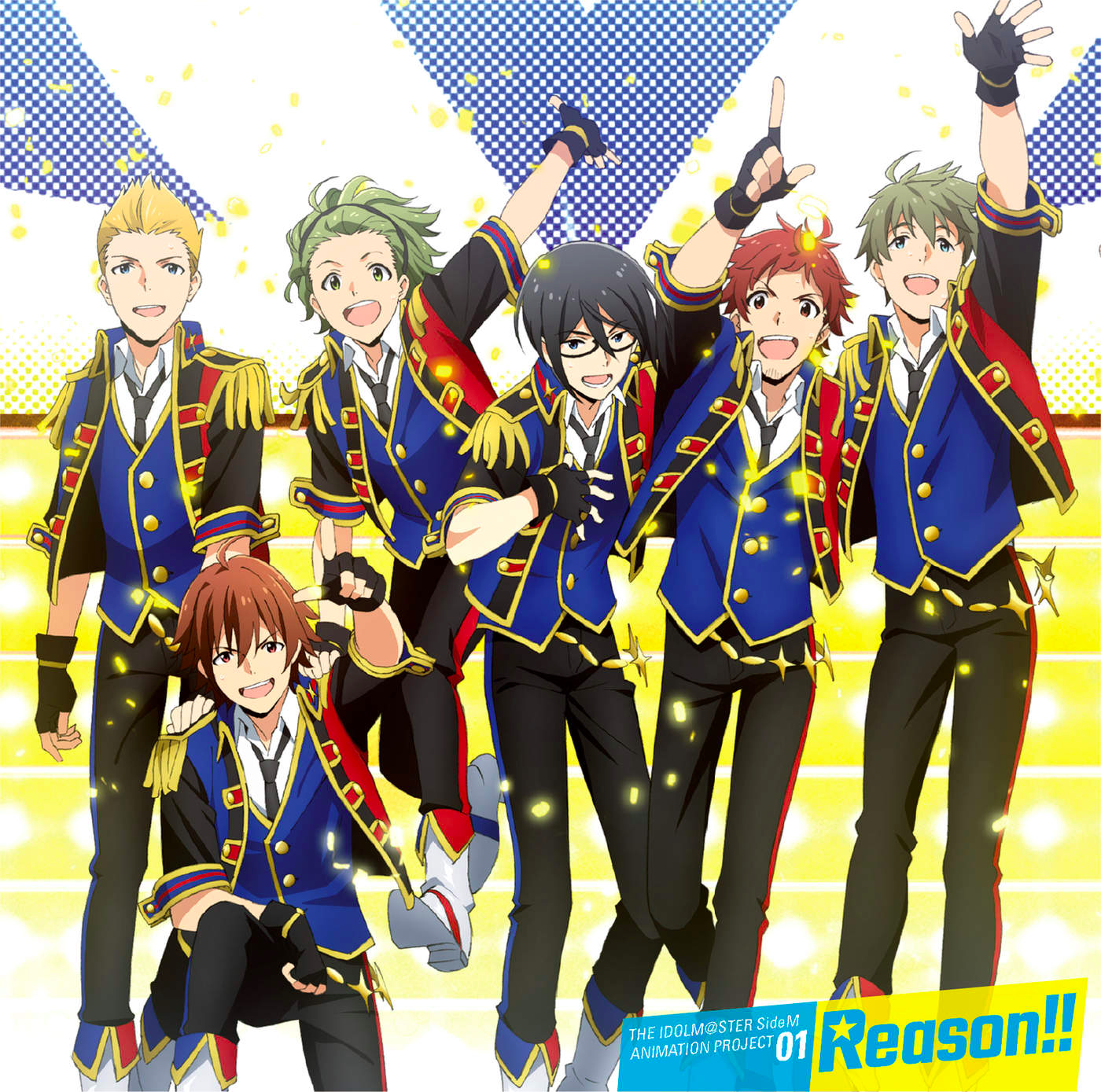 THE IDOLM@STER SideM ANIMATION PROJECT 01