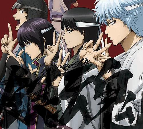 Gintama BEST 4