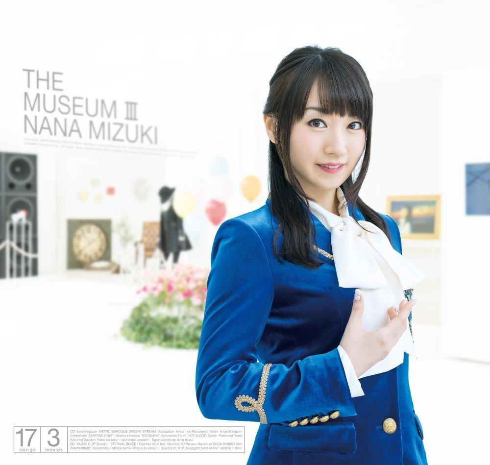 Nana Mizuki – THE MUSEUM Ⅲ