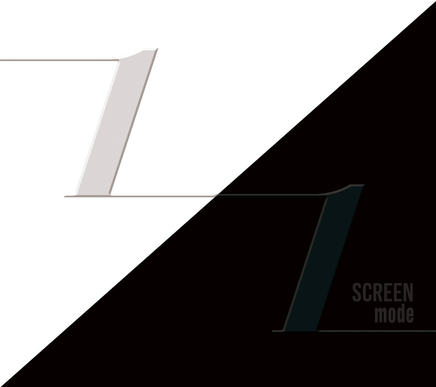 SCREEN mode – 1/1