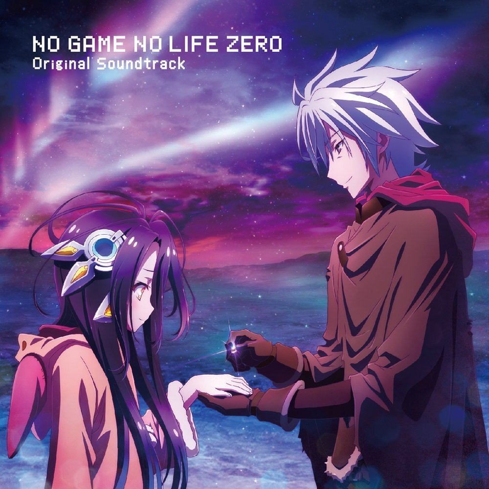 NO GAME NO LIFE ZERO Original Soundtrack