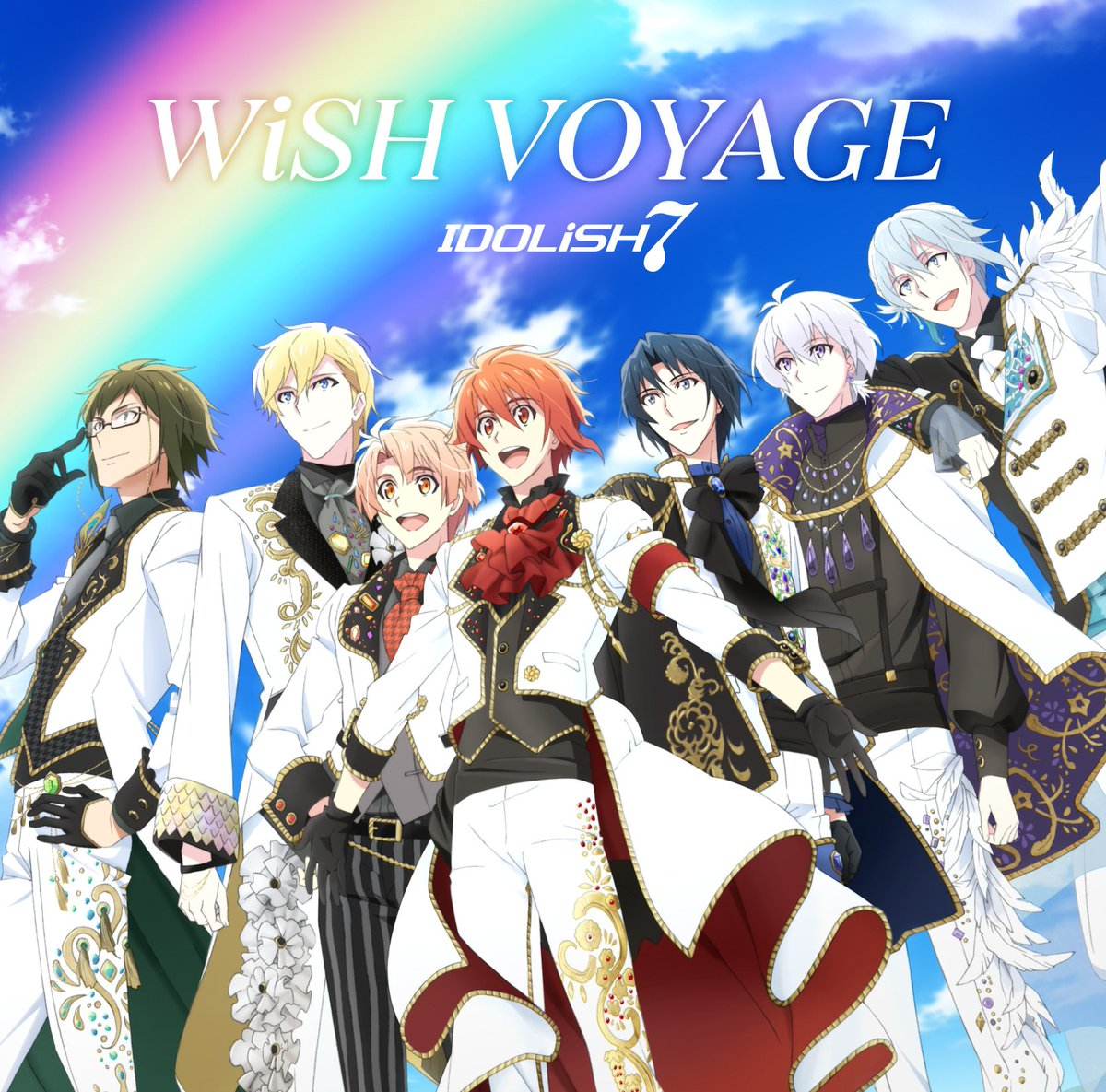 IDOLiSH7 – WiSH VOYAGE