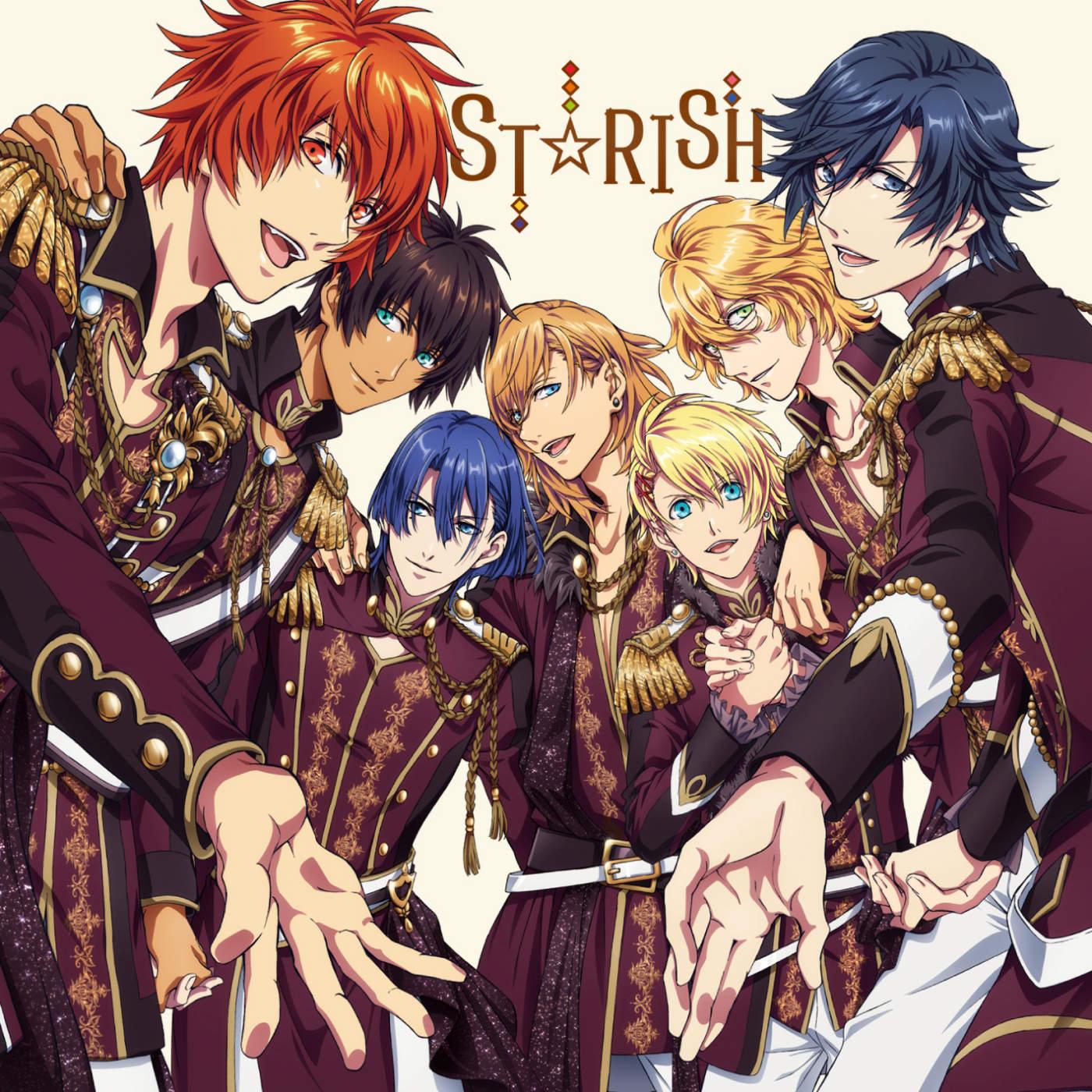 ST☆RISH – Ultra Blast