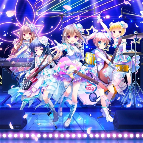 Girl Friend Beta 5th Anniversary CD: Munyamunya Get You Koifubuki!