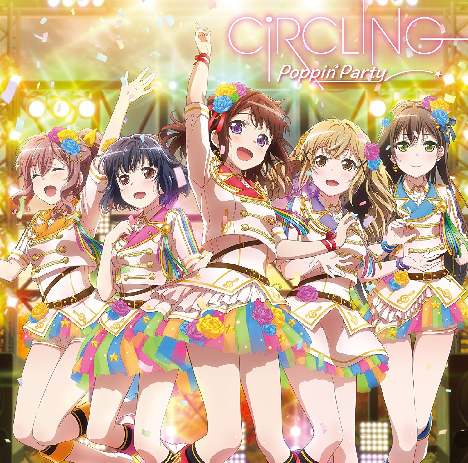 BanG Dream!: Poppin'Party – CiRCLiNG