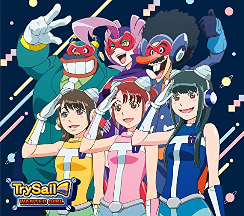 TrySail – WANTED GIRL