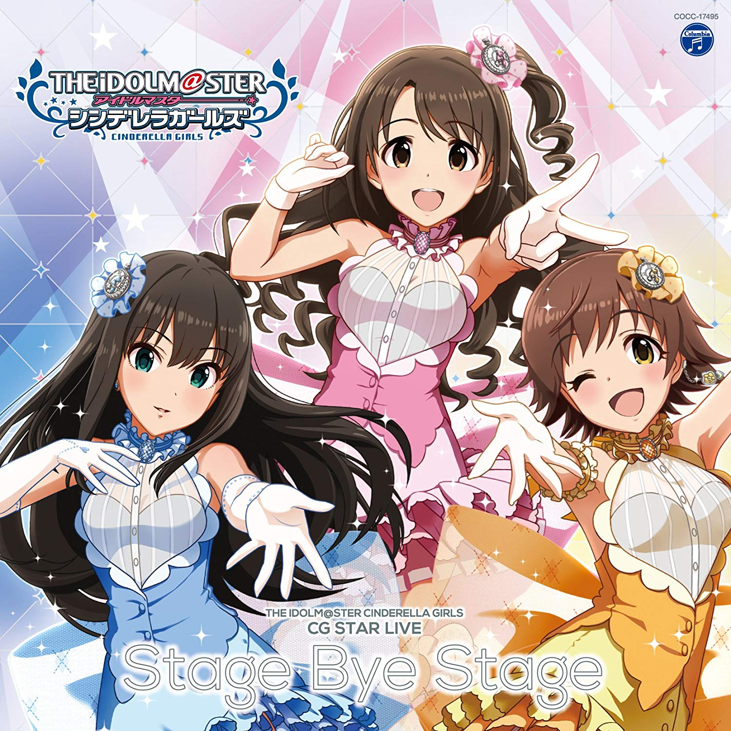 THE IDOLM@STER CINDERELLA GIRLS CG STAR LIVE Stage bye Stage [MP3