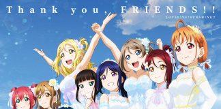 Love Live! Sunshine!! : Aqours - Thank you, FRIENDS!! [MP3/320K/ZIP