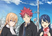 Shokugeki No Souma Ost Music Collection Download Mp3 320k Flac